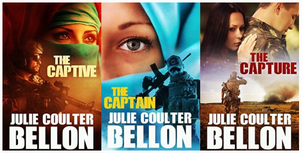 Griffin Force series by Julie Coulter Bellon