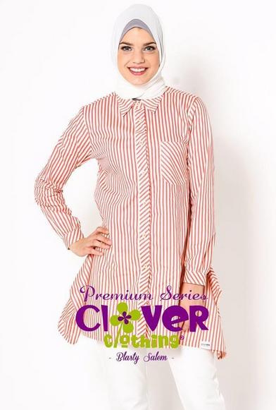 15+ Trend Model Baju Muslim Fashion Wanita Modern Terbaru ...