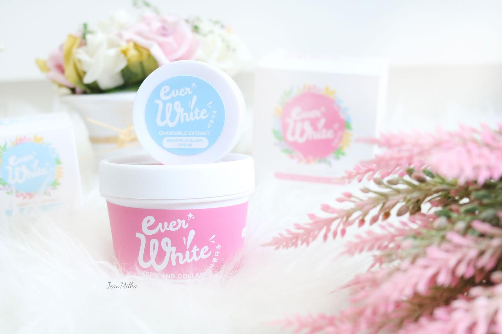 everwhite, everwhite body cream, kulit putih seketika, pemutih kulit, kulit putih, kulit cerah, dapatkan kulit putih