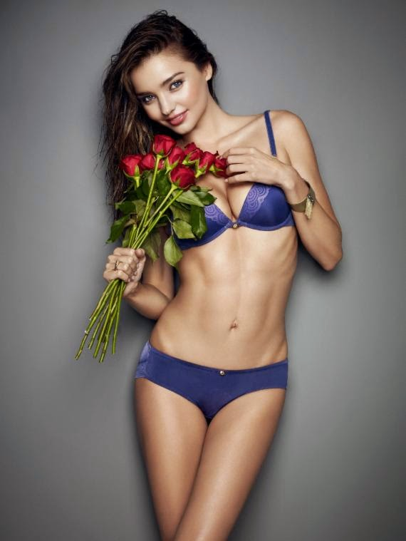 416e838468 Miranda Kerr Shows Off Her Figure for Wonderbra - The Front Row View
