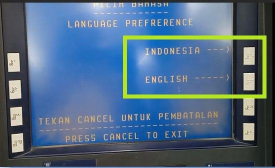 Opsi Dua Bahasa