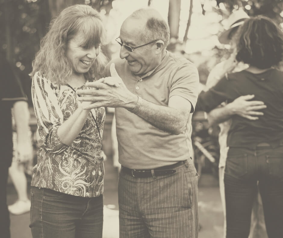 Celebrate Valentine's Day At Home | Dancing together will bring you closer and help you reconnect.
