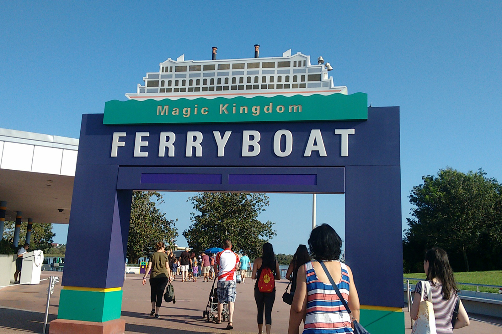 ferryboat disney