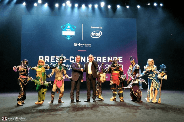 ESL One 2018 @ Resorts World Genting,