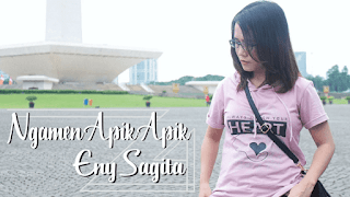 Lirik Lagu Ngamen Apik Apik (Ngamen 24) - Eny Sagita
