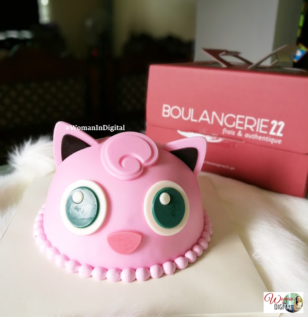 Catch the Pokemon Cakes and Macarons at Boulangerie22