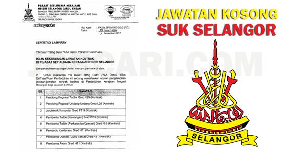 SUK Selangor