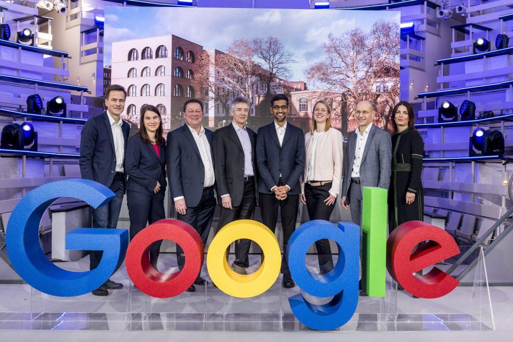 جوجل تفتتح مقر جديد في برلين