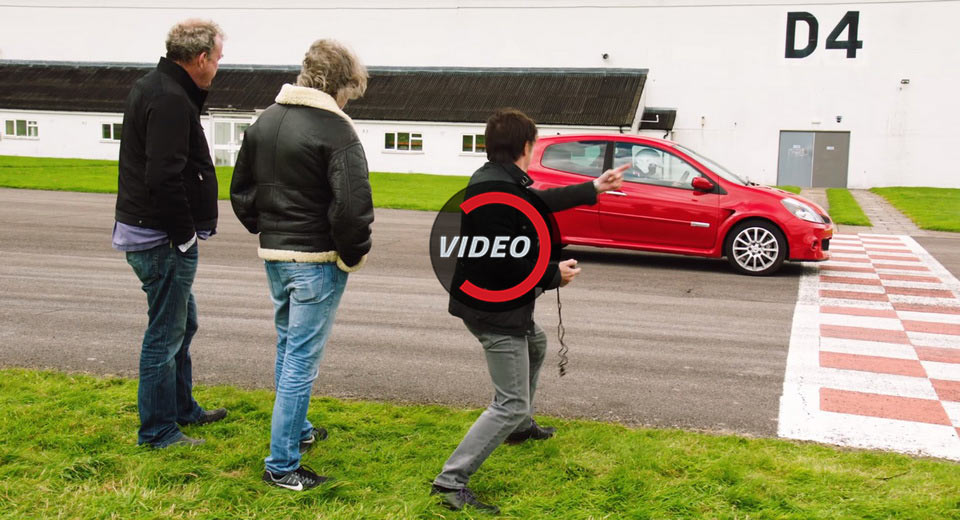 Grand Tour Auditions A Stunt Driver But Old Habits Die Hard