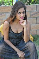 Pragya Nayan New Fresh Telugu Actress Stunning Transparent Black Deep neck Dress ~  Exclusive Galleries 067.jpg