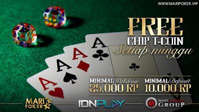 Maripoker Situs Website Agen game Judi Poker Online Terbaik dan Terpercaya