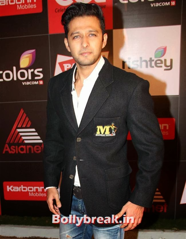 Vatsal Seth, Hot Celebs Grace the Celebrity Cricket League 4 Press Meet