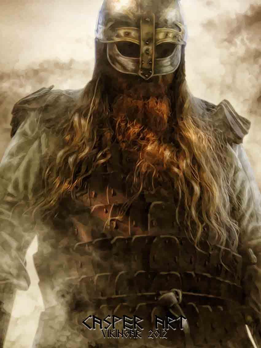 Gods and Beards : asatru