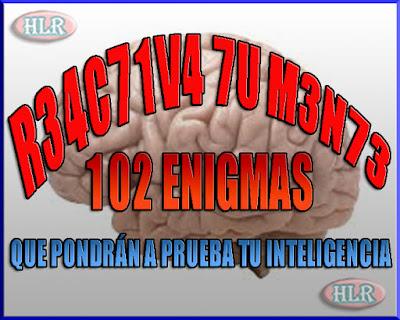 102 juegos de ingenio, para agudizar y dar destreza a vuestras mentes