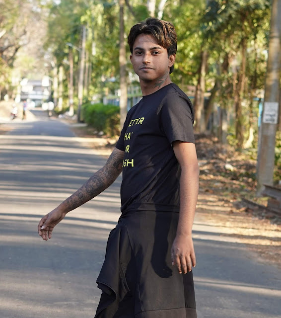 Sourajit Saha- Better Than Your Crush 3
