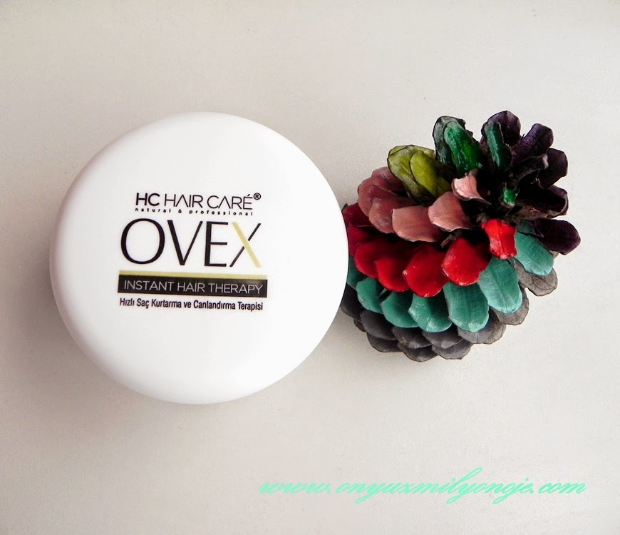 Hc Hair Care Ovex Maske