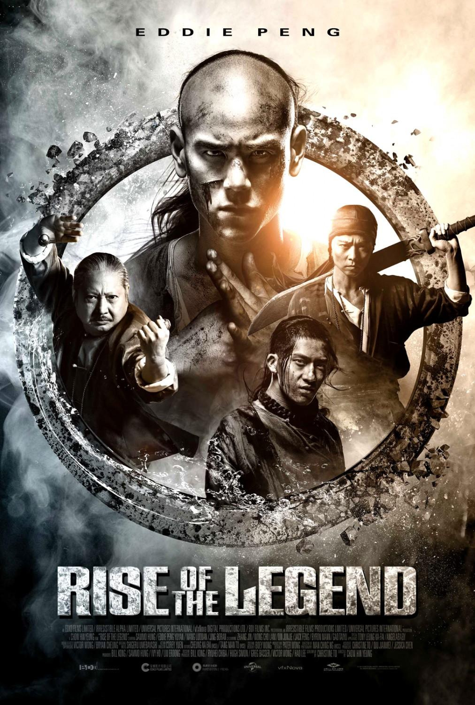 Nonton Film Rise of the Legend (2014)