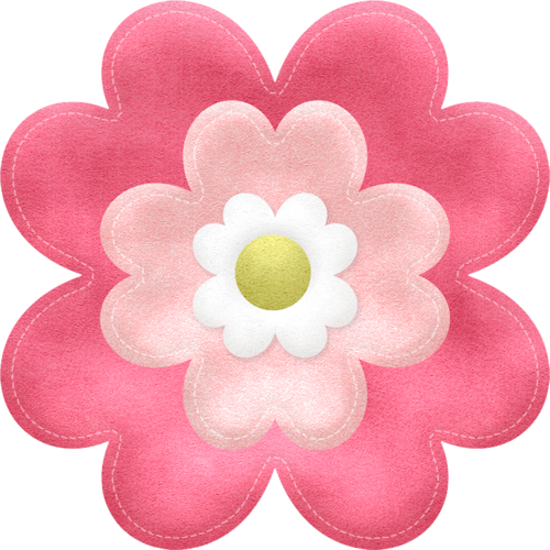 Sweet 16 Flowers And Buttons Of The Sweet Apples Clipart