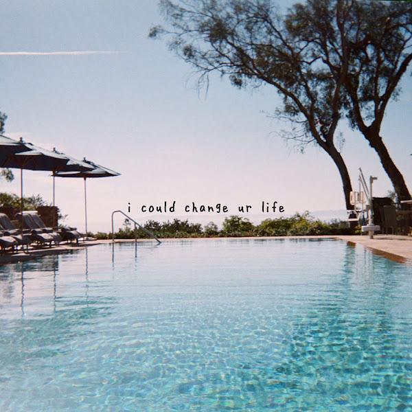 gnash - i could change ur life - Single Cover