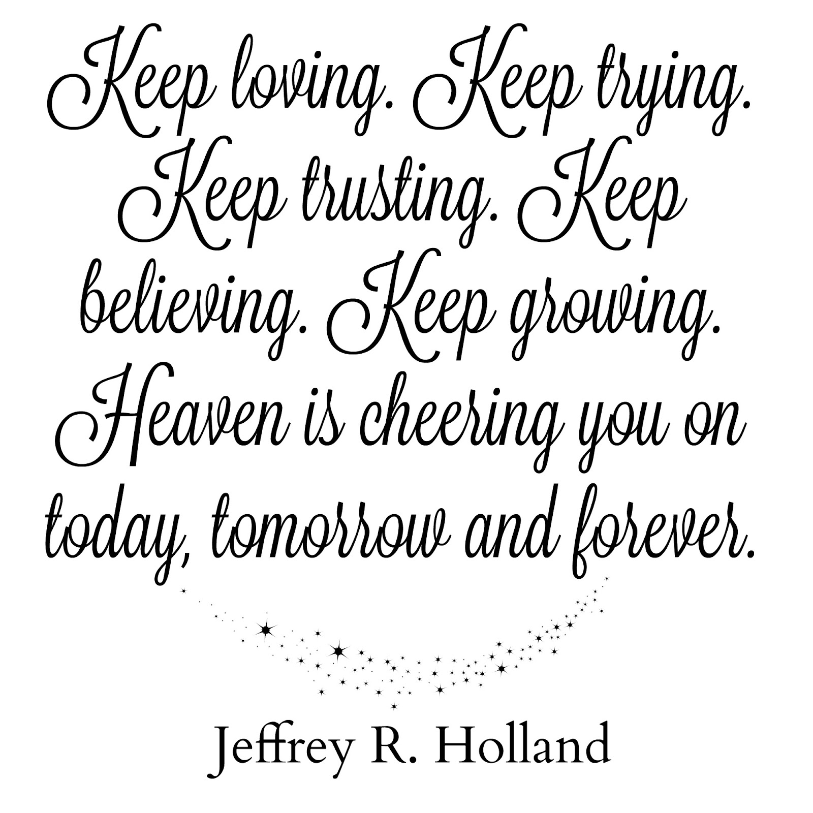 The Rehomesteaders Heaven Is Cheering You On