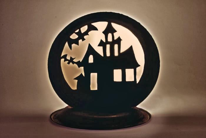 Paper Plate Lanterns | Munchkins and Mayhem