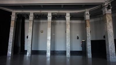 Sala de Columnas. Círculo de Bellas Artes. Madrid