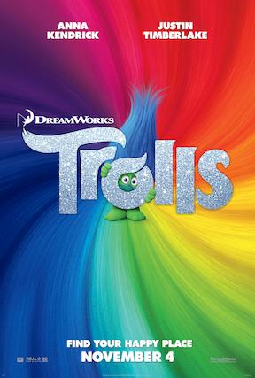 Trolls, movies, events in Philadelphia