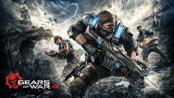 Spesifikasi Gears of War 4