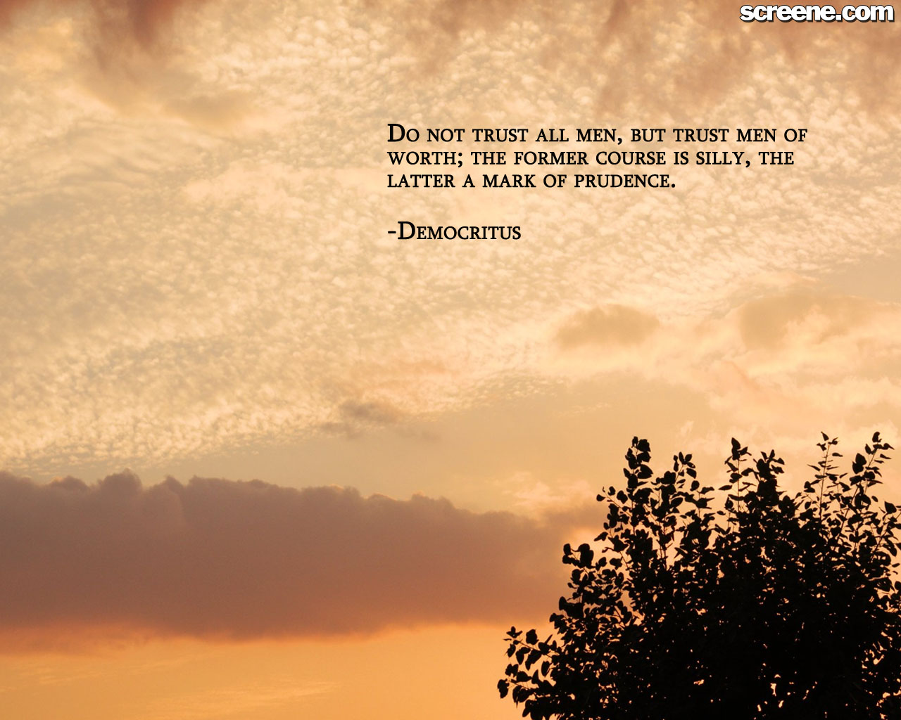 Trust Quotes And Sayings: Muhammad Nouman Ali Sheroz Awais Iqbal Talha Mohsin Riaz