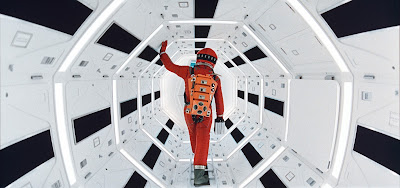 2001: A Space Odyssey, directed by Stanley Kubrick (GB/United States; 1965–68). © Warner Bros. Entertainment Inc.