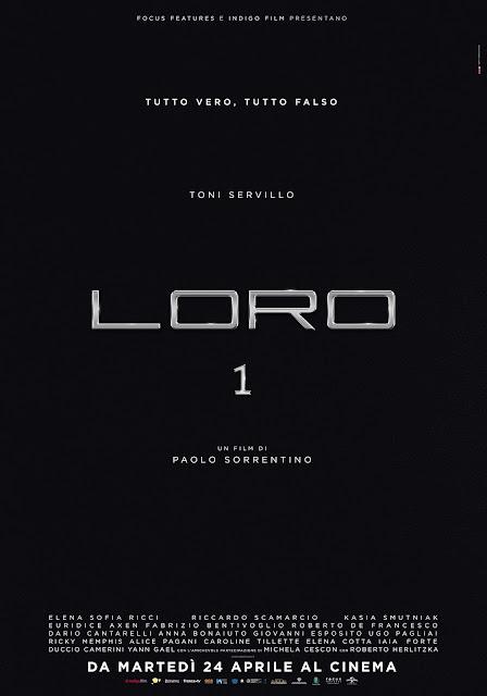 Loro: 1 Poster Film