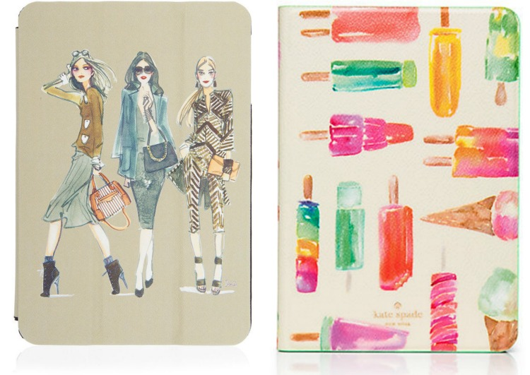 Kate Spade + Henri Bendel iPad Mini Cases