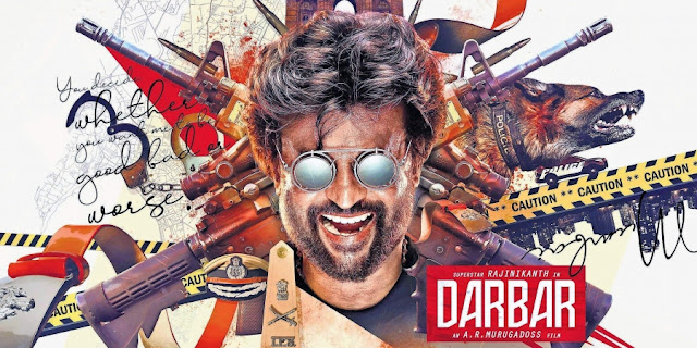 Tamil movie Darbar 2020 wiki, full star cast, Release date, Actor, actress, Song name, photo, poster, trailer, wallpaper