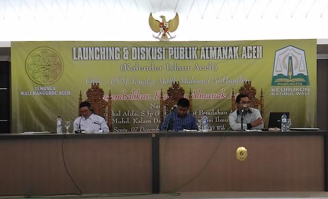 Kalender Aceh 1437H Terinspirasi Dari Konsep Aceh Merdeka