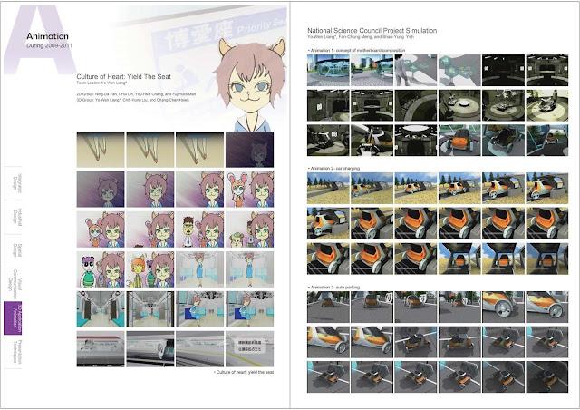 設計作品集(Design Portfolio) 3D動畫,互動設計,影片創作2