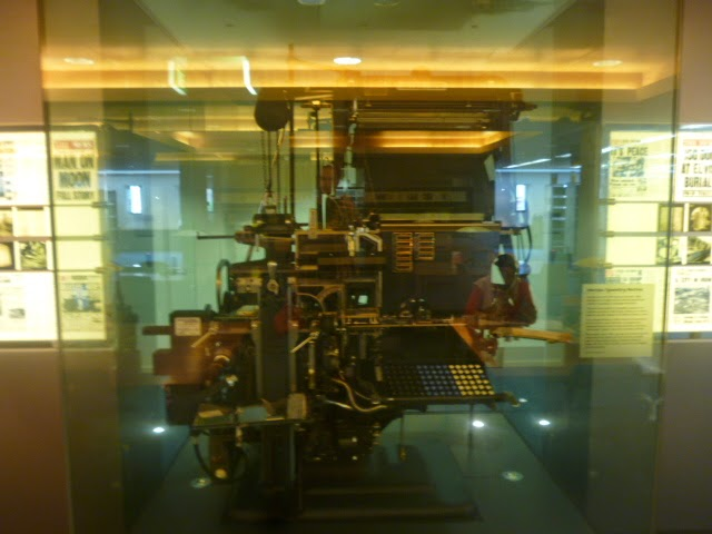 State Library Printing Press