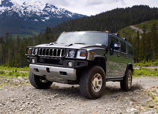 Hummer was a brand of SUV