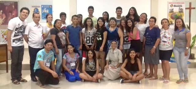 Assembleia da IAM e JM reúne crianças, adolescentes e jovens no Piauí