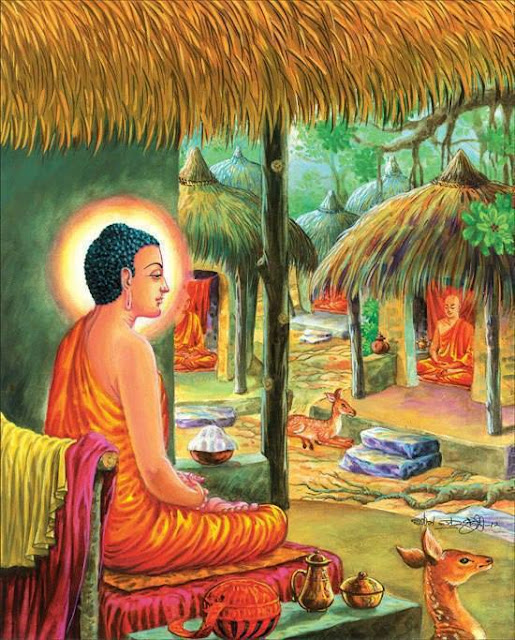 Đạo Phật Nguyên Thủy - Đường Xưa Mây Trắng - Chương 70: Bụt từ đâu tới và sẽ đi về đâu?