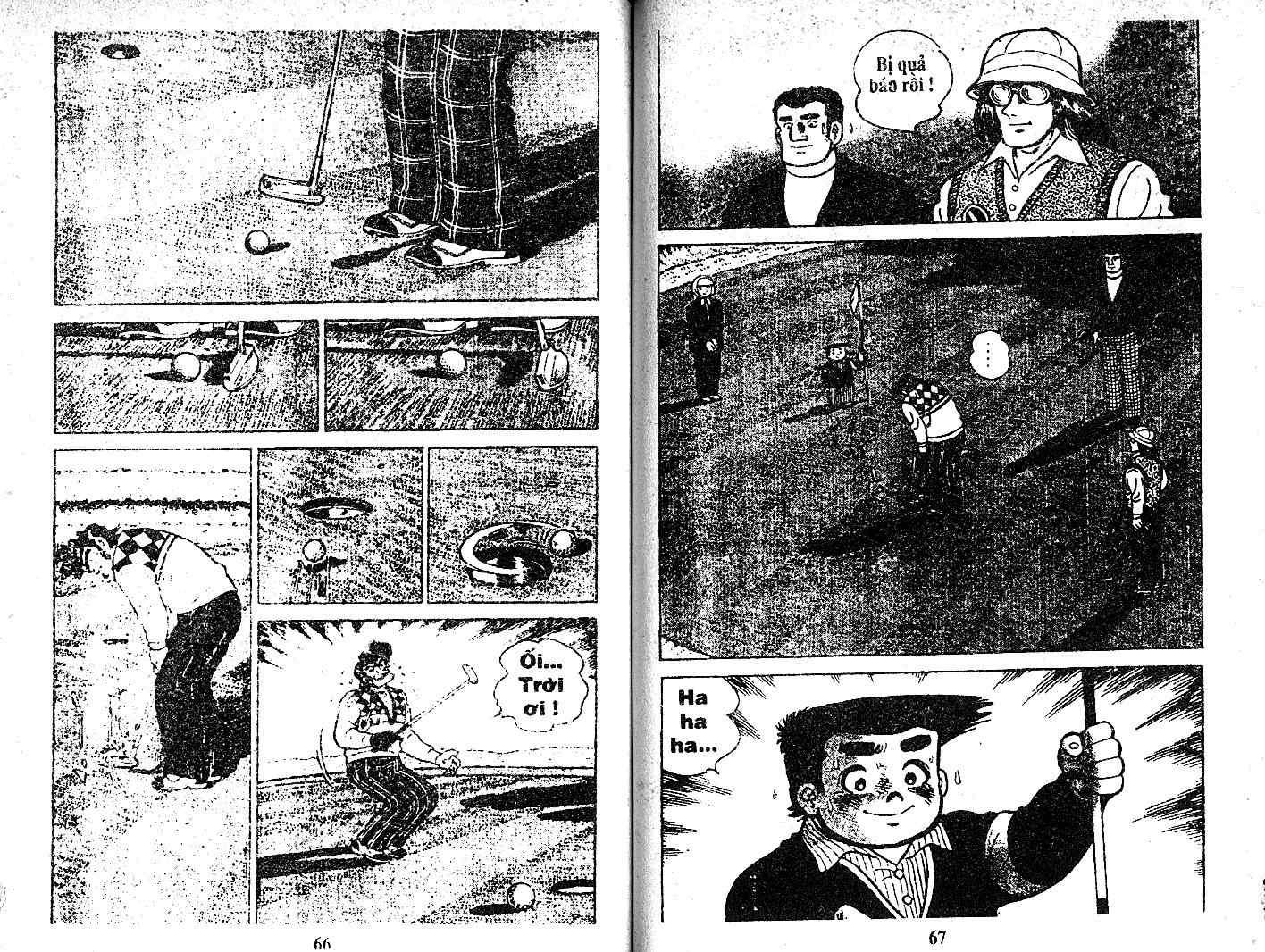 Ashita Tenki ni Naare chapter 24 trang 31