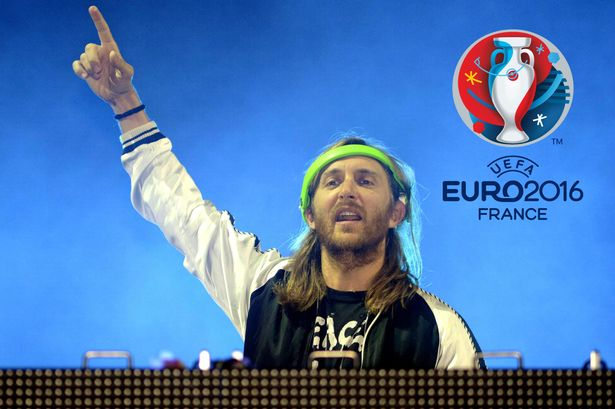 David Guetta sonará en la Euro 2016