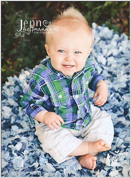 Happy 9 Month Old Jenn Hoffmann Photography Baby Photographer San