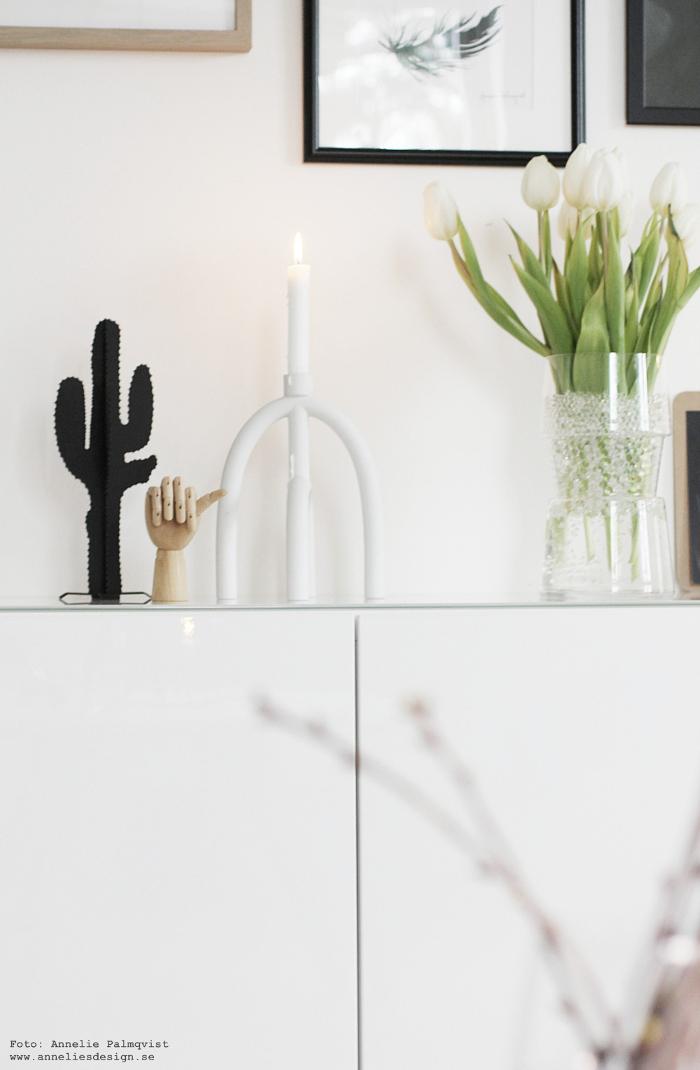 annelies design, kaktus, hand, vas, revel, arcus, ljusstake, webbutik, webshop, inredningsbutik, varberg,