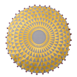 Nikki Jones Concentric Cushion