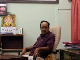 Dr.Baala Ramani,Head Of Programmes,DDK, Chennai Retired on 31.01.2017.