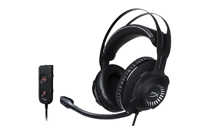 HyperX Cloud Revolver S Gaming Headset Now Available For Purchase