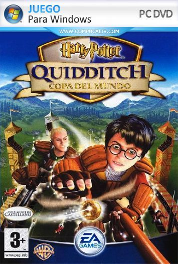 Harry Potter: Quidditch Copa del Mundo (2003) PC Full Español