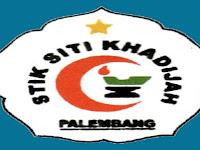 PENDAFTARAN MAHASISWA BARU (STIK SITI KHADIJAH) 2020-2021