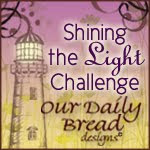 I WON A SHINING LIGHT BADGE!