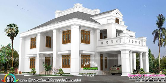4450 sq-ft, 5 bedroom luxury Colonial home